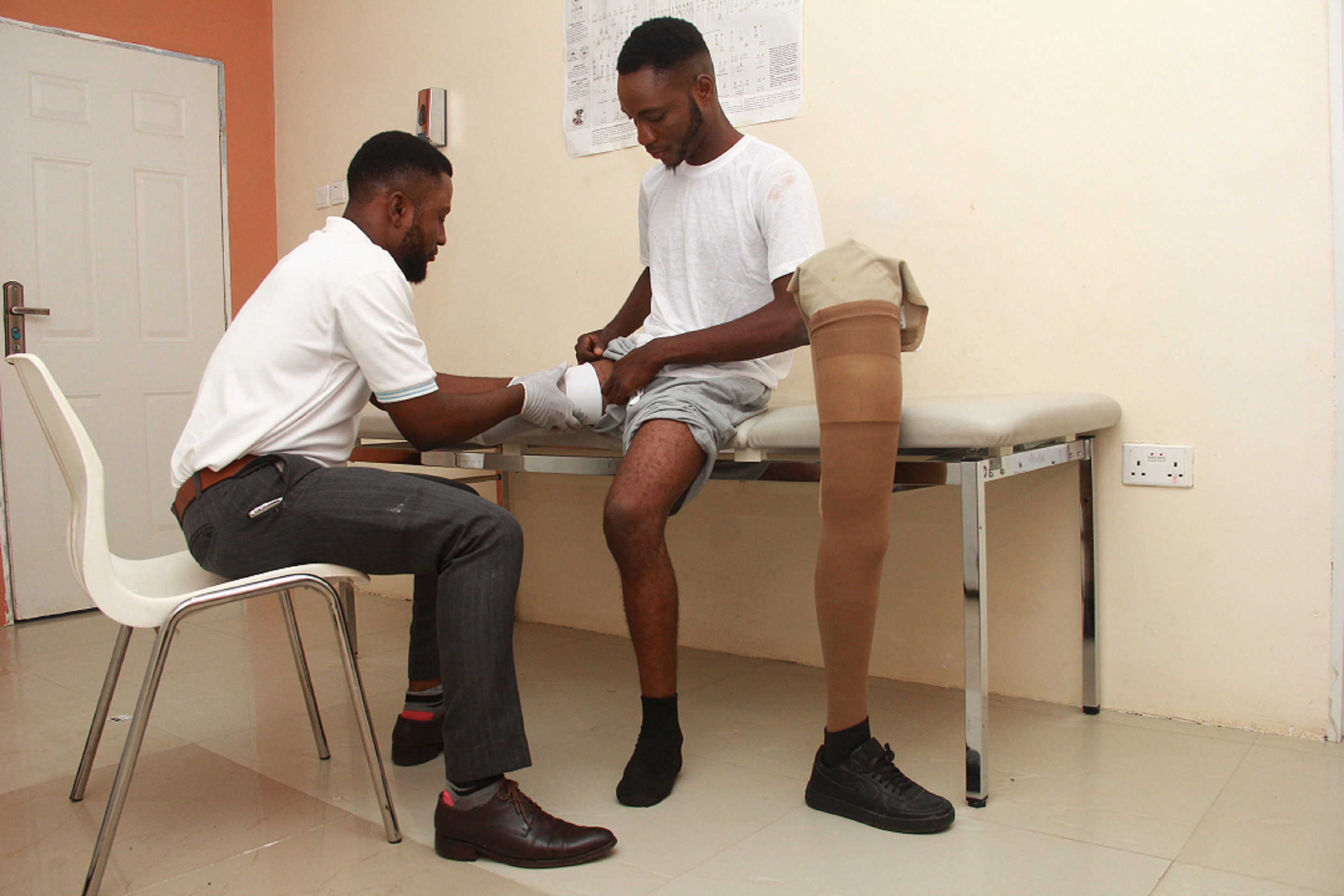 Cost of Artificial Limbs In Nigeria